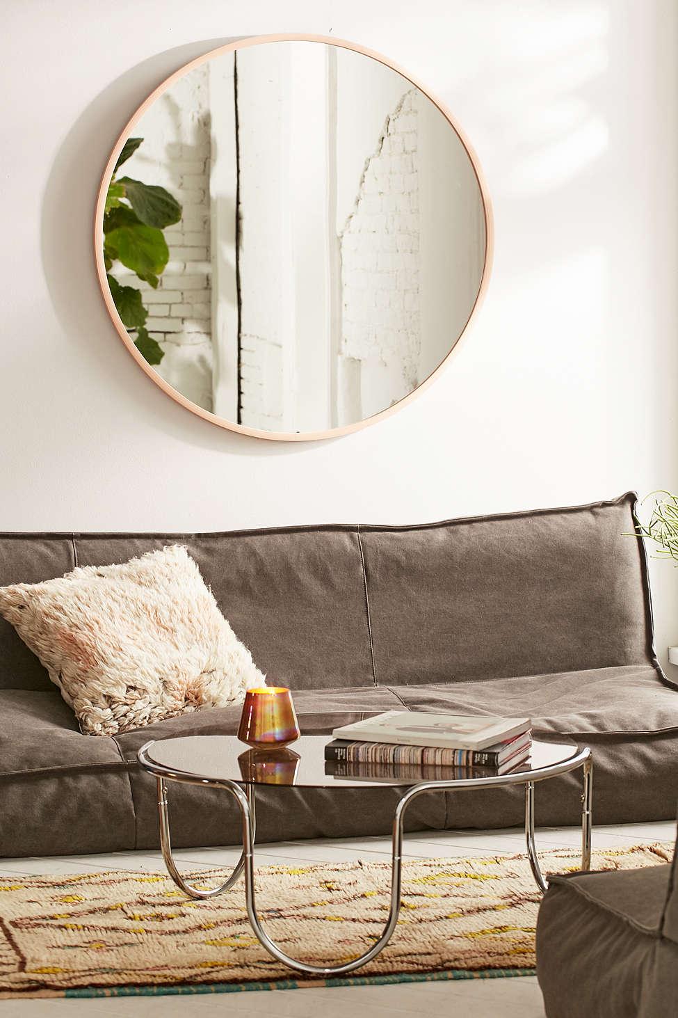 Onwijs Ronde spiegel | Inrichting-huis.com YO-18