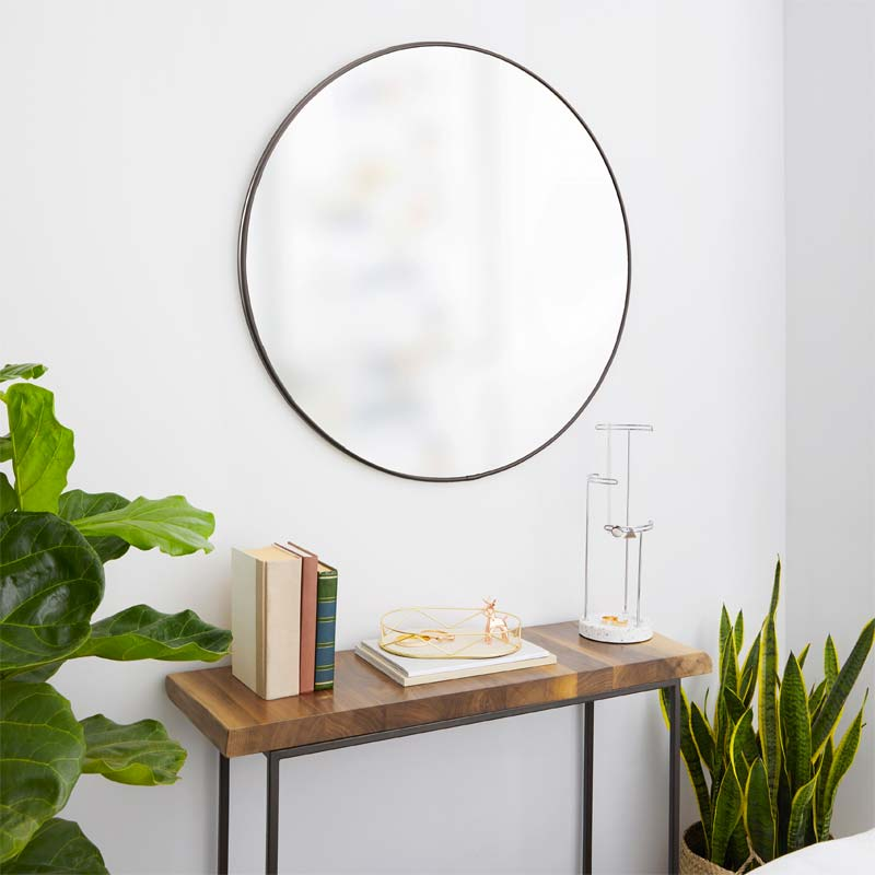 grote ronde spiegel umbra hubba
