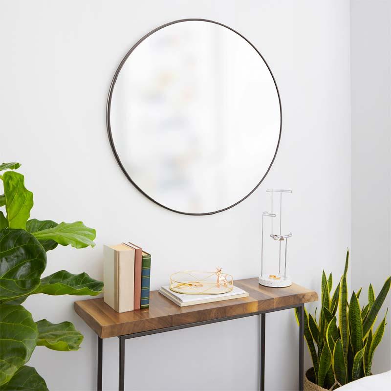 12x Grote spiegel