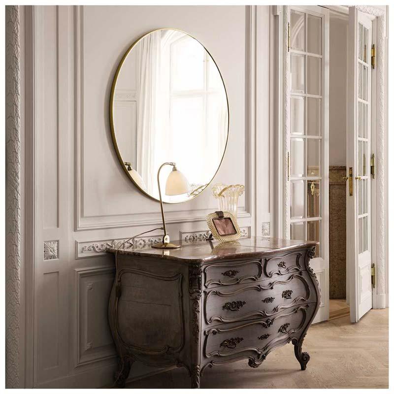 Grote spiegel Gubi mirror round