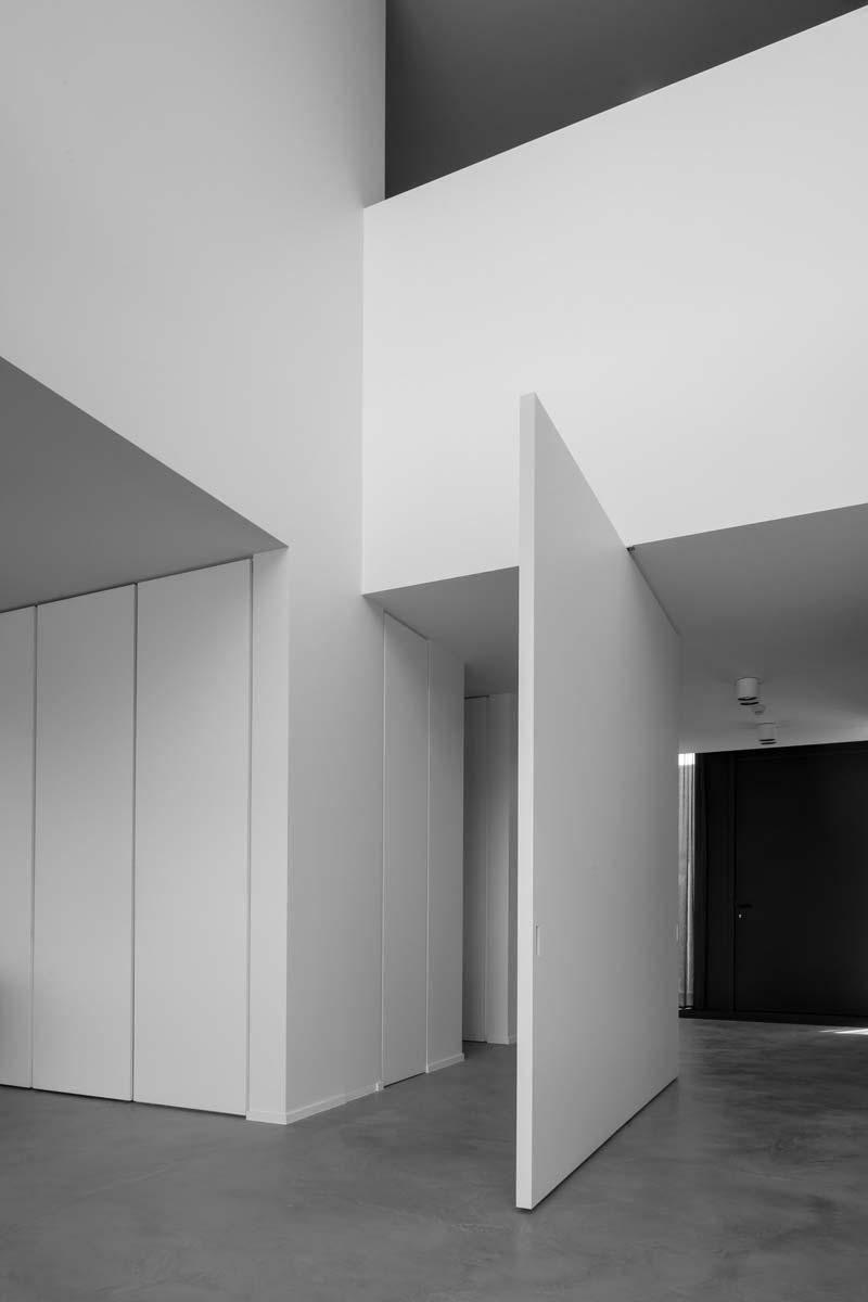 grote witte taatsdeur