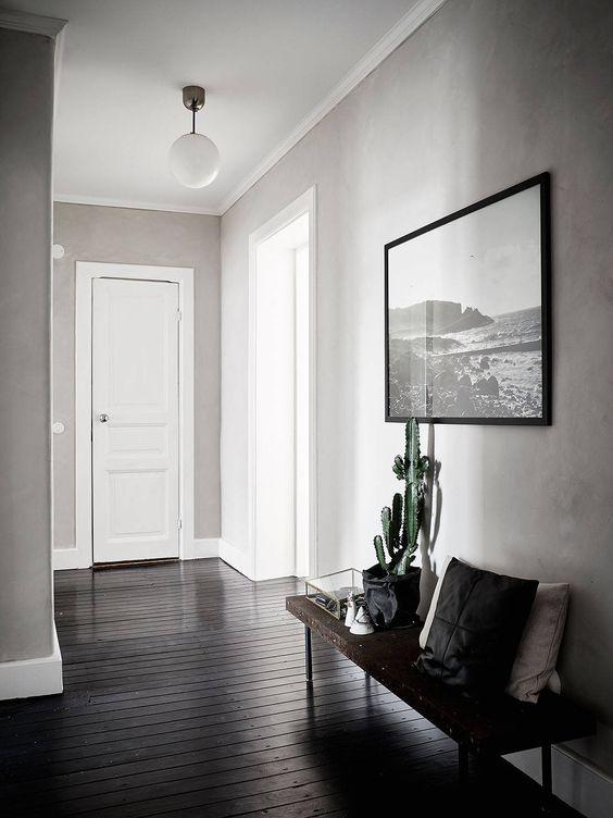 Grote Zwart Wit Foto S Aan De Muur Inrichting Huis Com