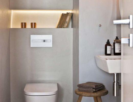hangend toilet