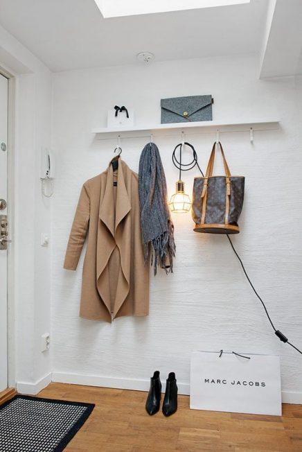 Hanglamp aan de muur  Inrichting-huis.com