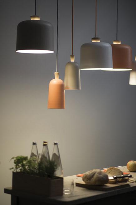 Hanglampen door Note Design Studio