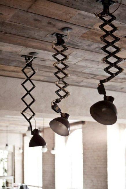 Harmonica Lampen