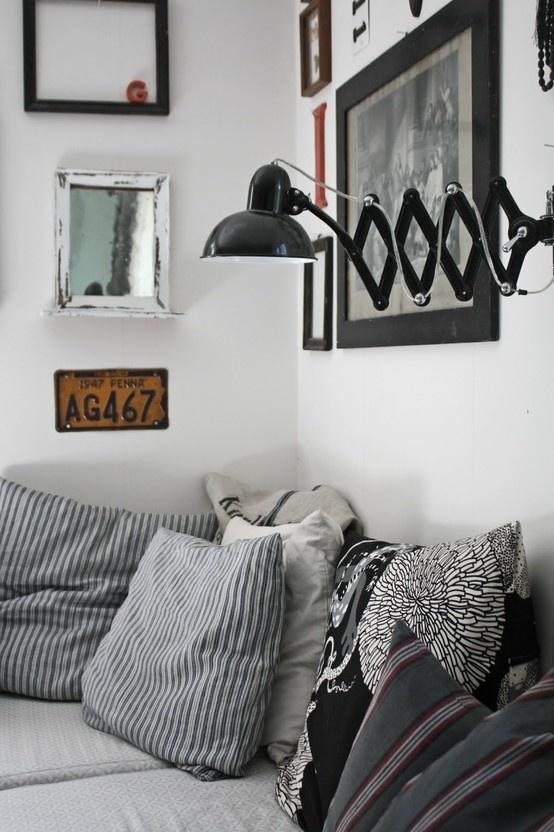 Retro slaapkamer lampen : Harmonica lampen Inrichting huis com