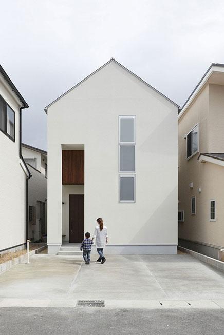 Hazukashi House in Japan