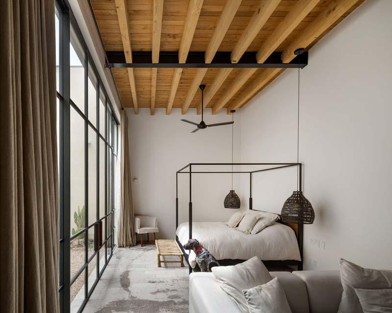 hemelbed slaapkamer