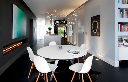 Herenhuis met moderne interieur inrichting | Inrichting-huis.com