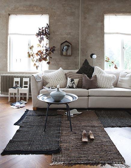 Herfst woonkamer Daniella Witte | Inrichting-huis.com