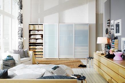 Herkenbare slaapkamer