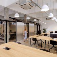 Herschel Supply kantoor in Shanghai