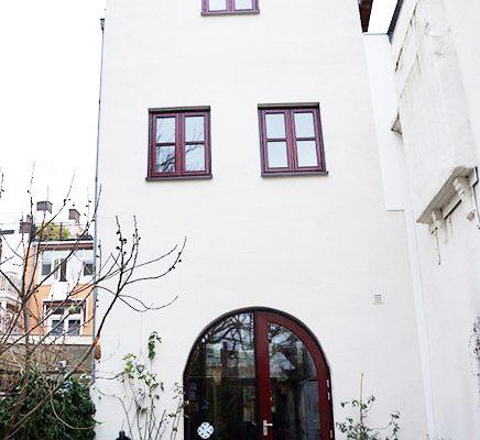 Historisch pakhuis gerenoveerd door architect