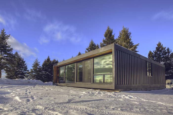 HO4+ containerwoning 113m2