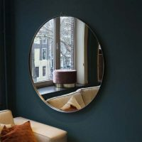 Home Stock ronde spiegel