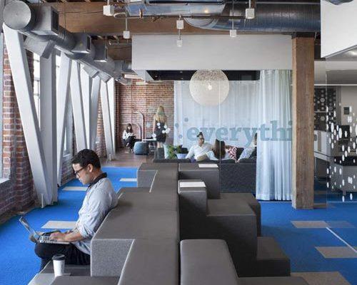 Hoofdkantoor van Adobe in San Francisco