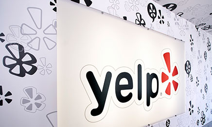 Hoofdkantoor van Yelp