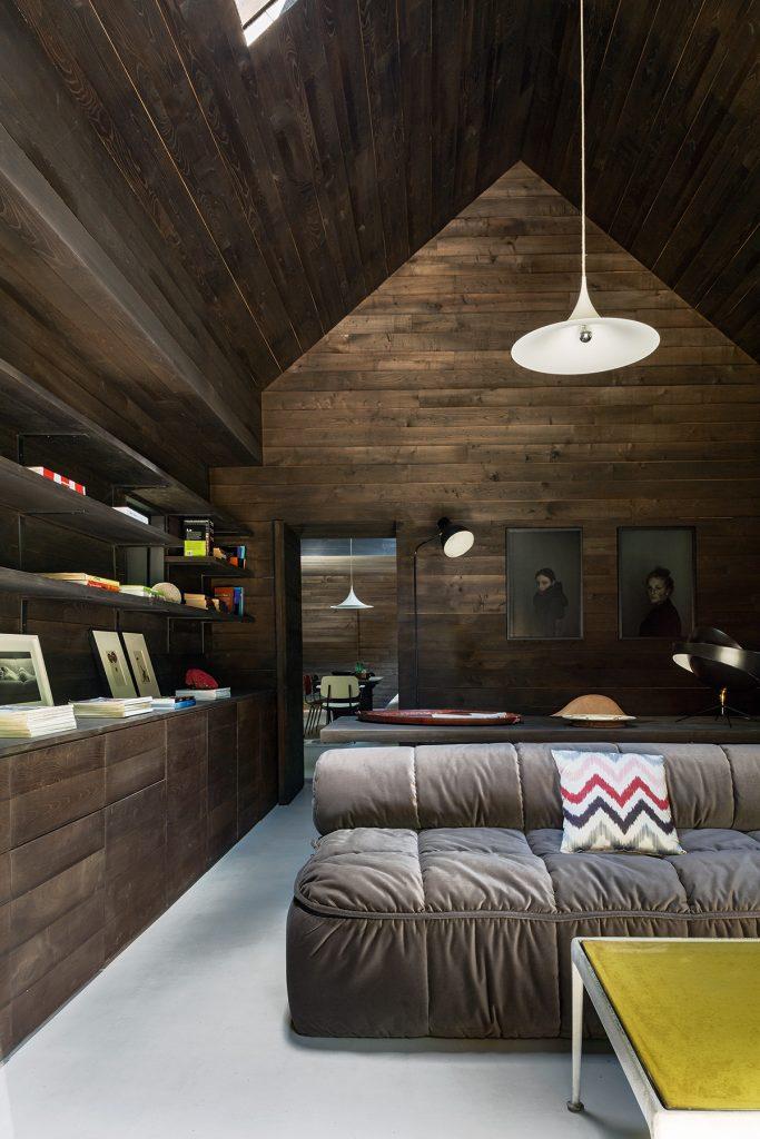 Van horor huis tot chalet style droomhuis