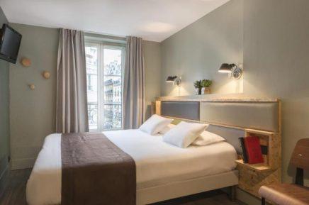 Hotel Brasss in Parijs