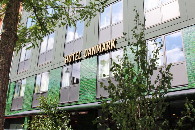 Hotel Danmark in Kopenhagen