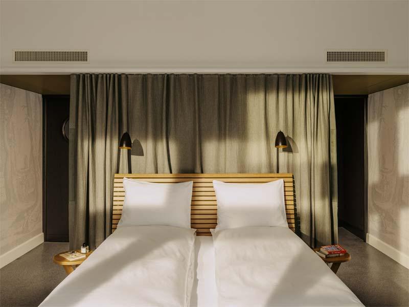 hotel dekbed wit dekbed