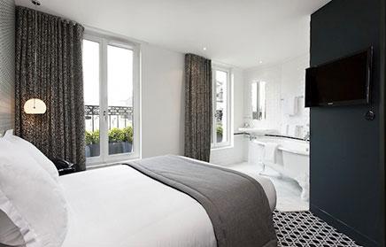 Hotel Emile in Parijs