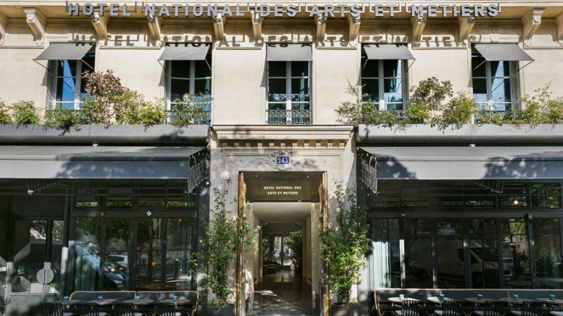 Hotel National des Arts & Métiers in Parijs
