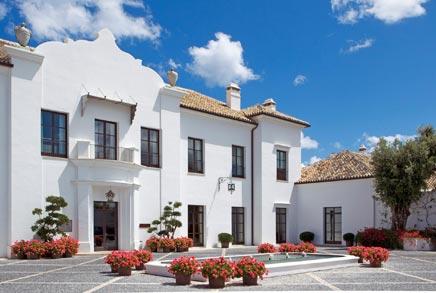 Hotel in Zuid Spanje