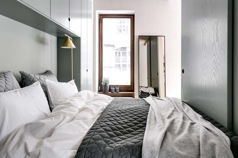 hotelsfeer slaapkamer