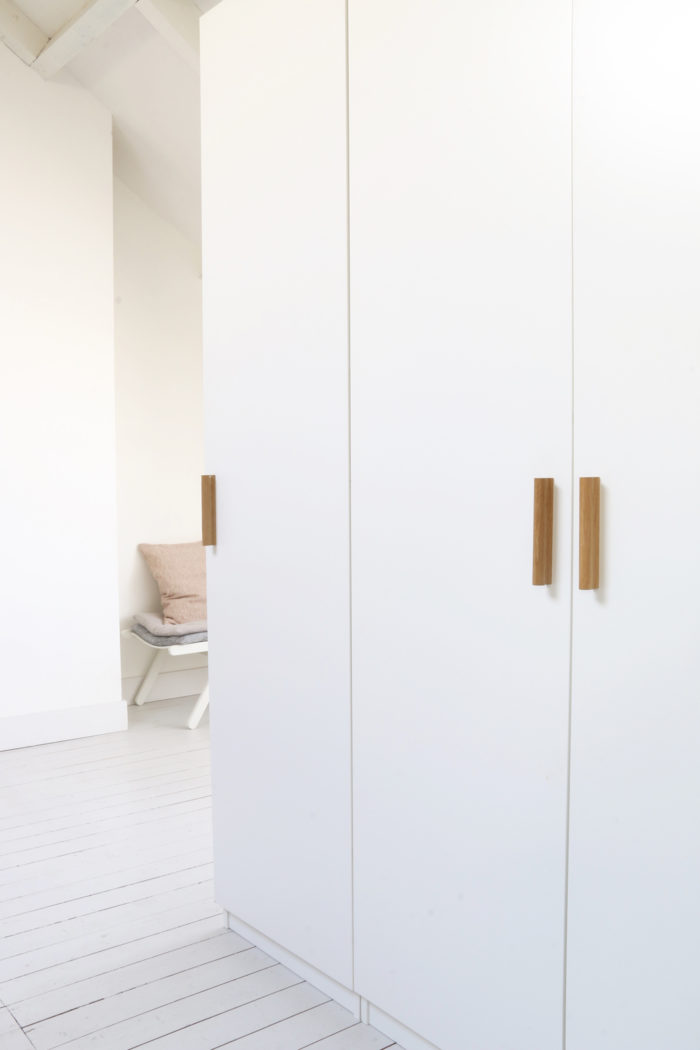 houten accenten interieur houten deurgrepen