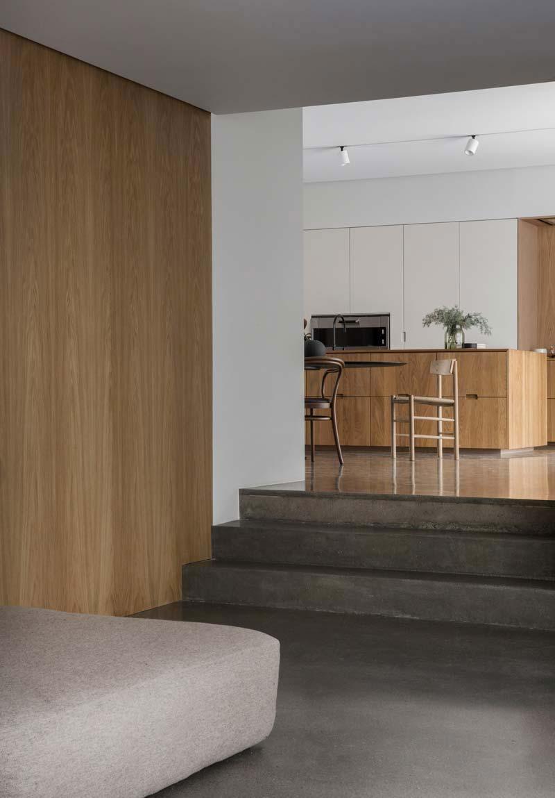 houten accenten interieur keuken