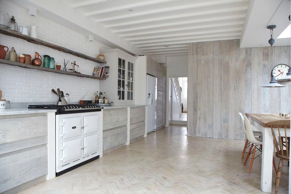 Witte houten balken witte houten balken inrichting huis