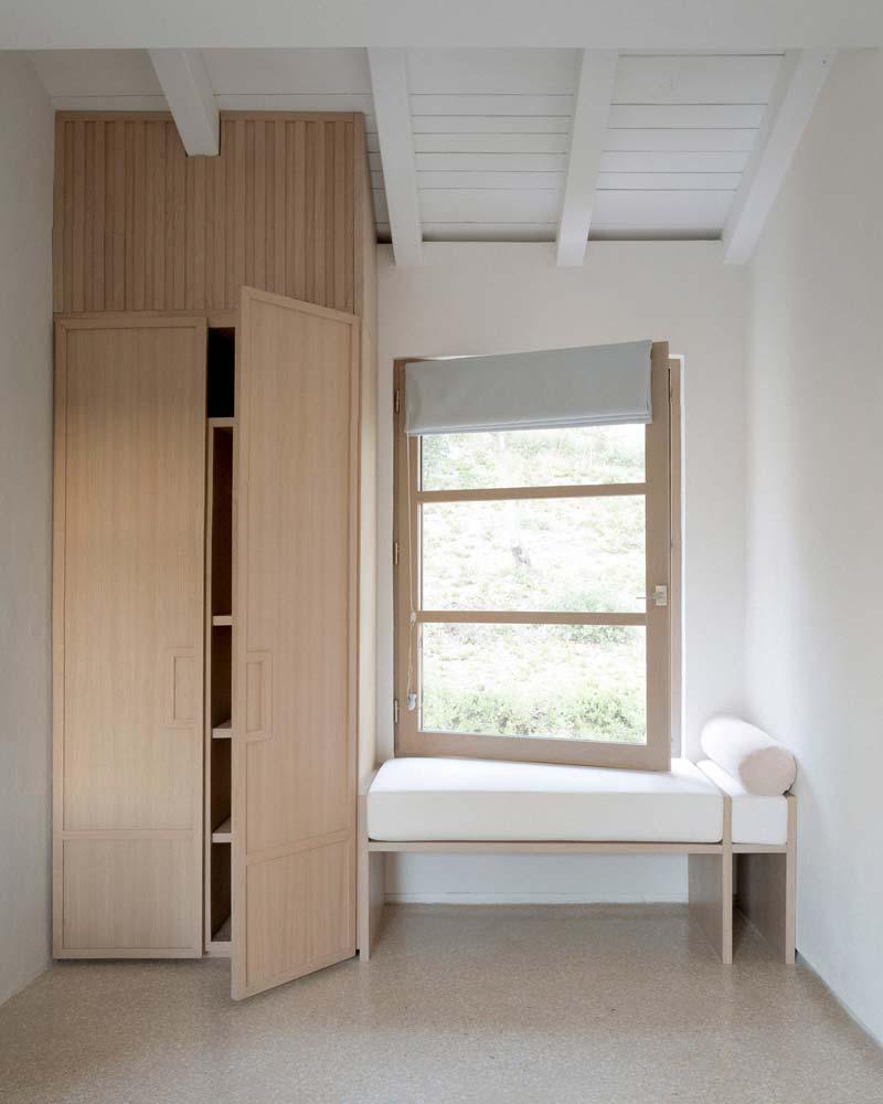houten deuren inbouwkast