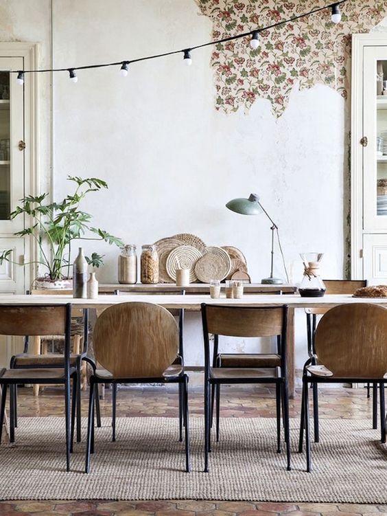 Hout voor een warm interieur | Inrichting-huis.com