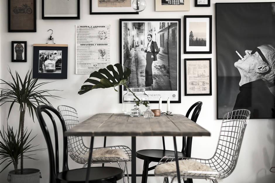 houten-tafel-zwarte-schragen