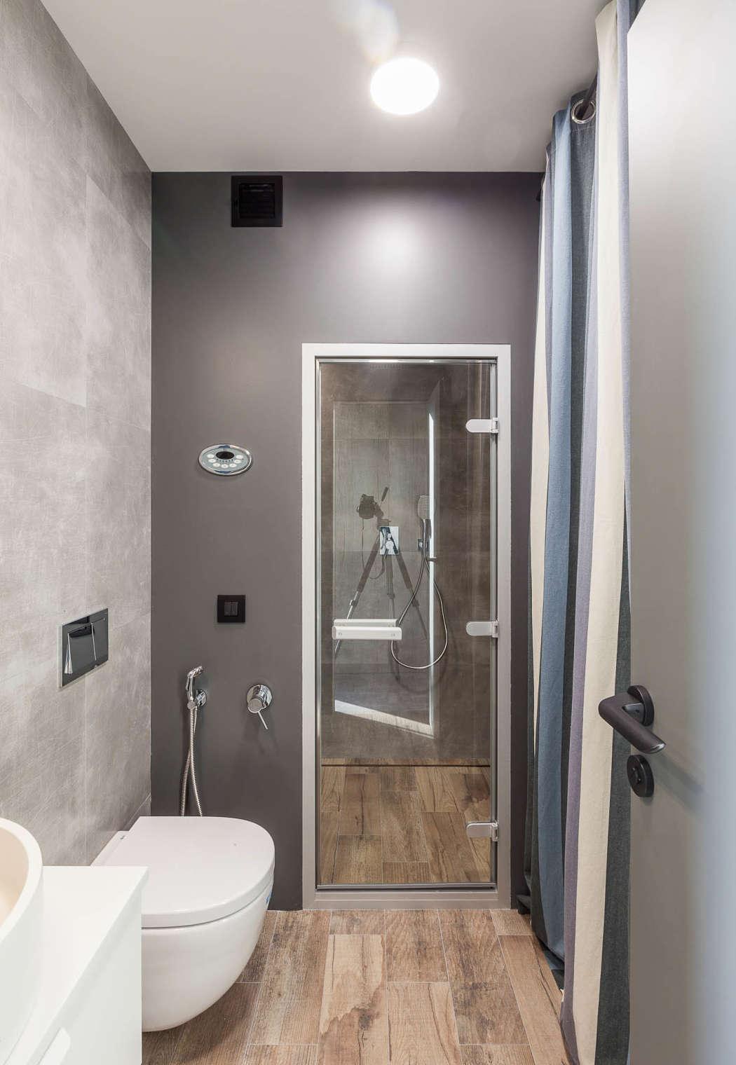 houtlook pvc vloer badkamer
