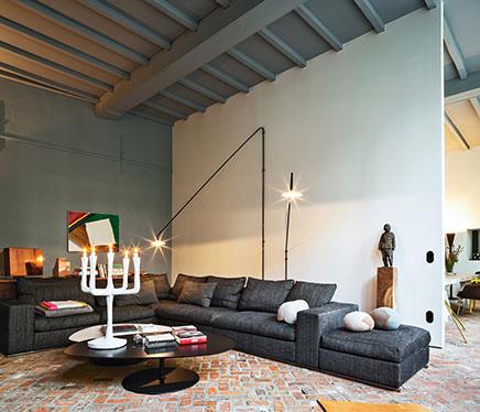 Huis en art gallery in één