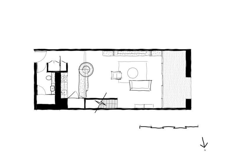 huis indelen plattegrond