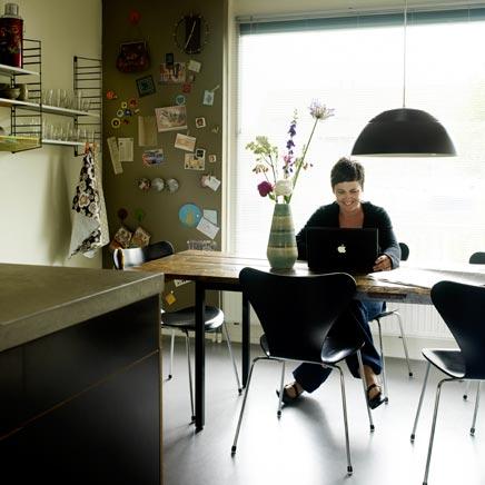 Jelena Wurth & haar huis inrichting  Inrichting-huis.com