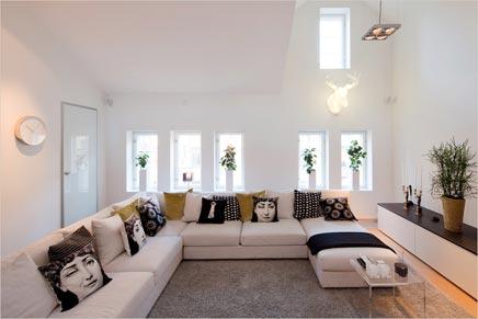Huis en inrichting van lennart lotta inrichting for Inrichting kleine woning