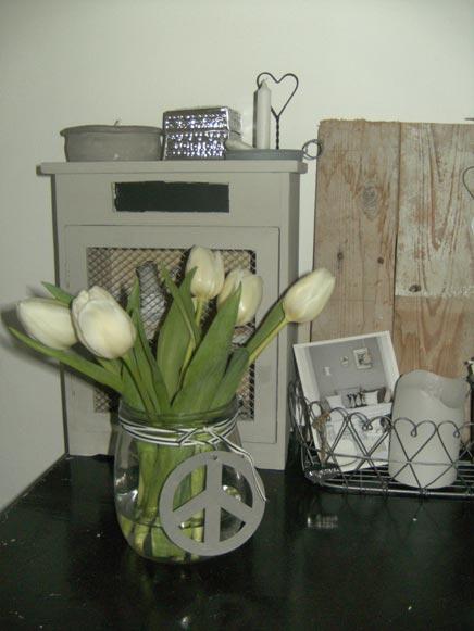 Marieke Reintjes en de inrichting van haar huis