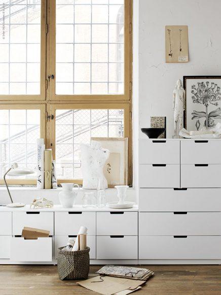 IKEA Nordli kasten
