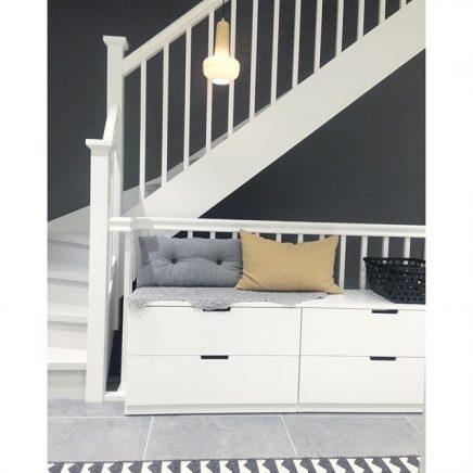 ikea nordli kasten inrichting. Black Bedroom Furniture Sets. Home Design Ideas