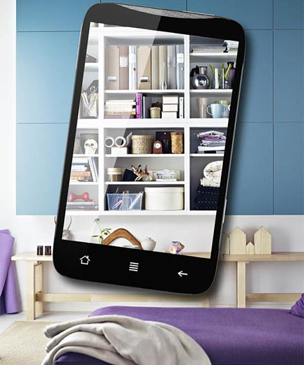 IKEA augmented reality catalogus 2013