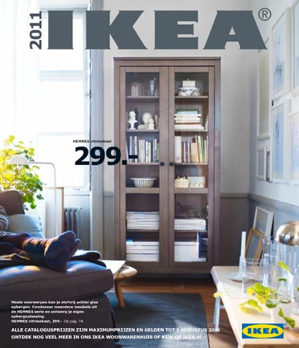ikea catalogus 2011 inrichting. Black Bedroom Furniture Sets. Home Design Ideas