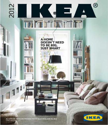 IKEA catalogus 2012 Amerikaanse versie