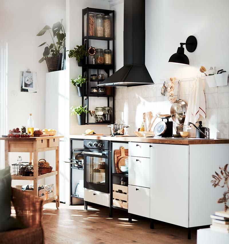 ikea catalogus 2021 enhet keuken