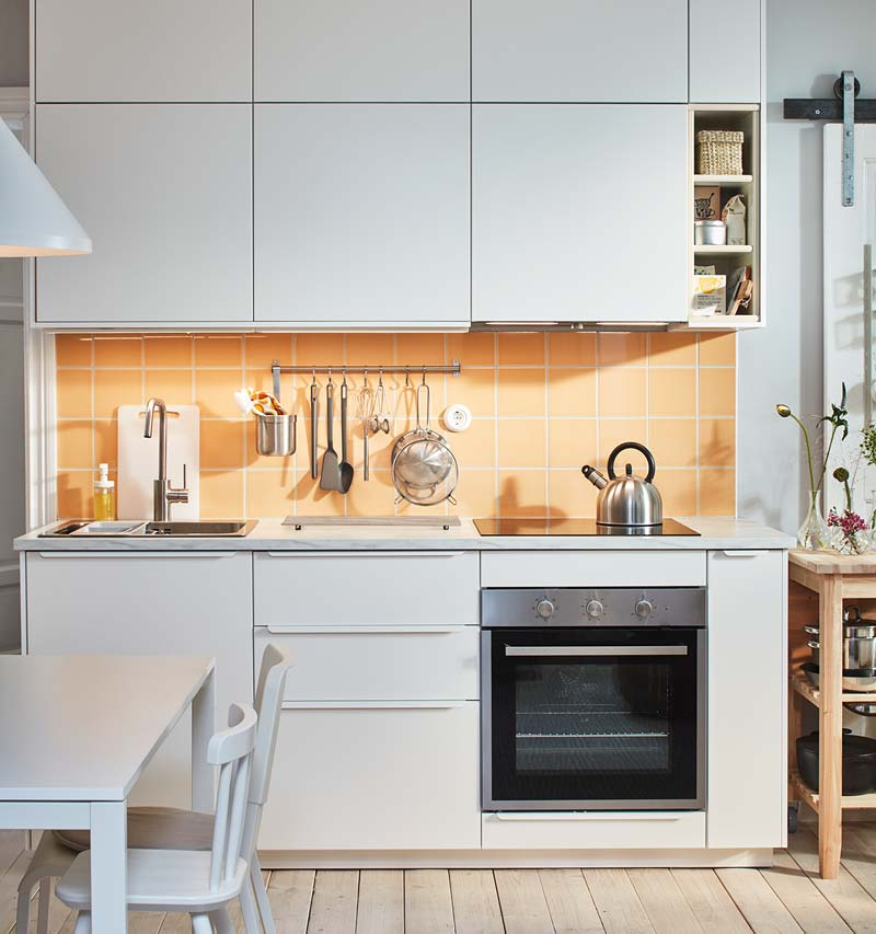 ikea catalogus 2021 gezinswoning keuken