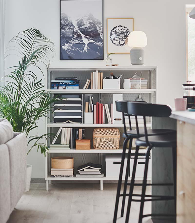 ikea catalogus opbergkast woonkamer